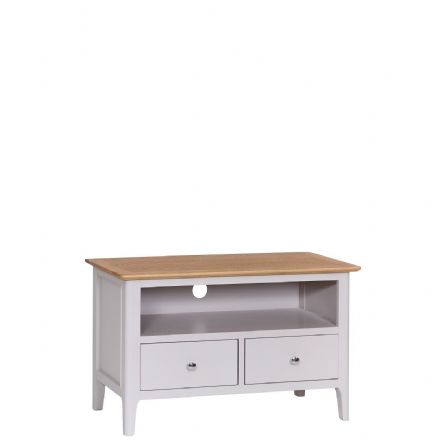 Newhaven Grey Painted Standard TV Unit